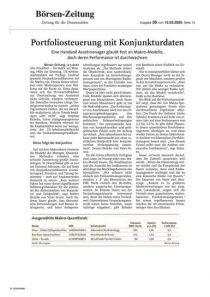 Börsen-Zeitung(12.03.2020)